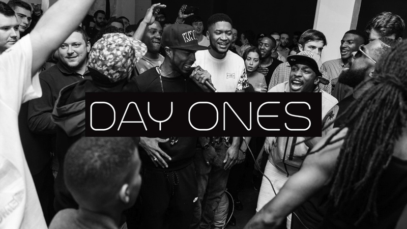DAY ONES Tinie Tempah/ Skepta/ Stormzy Type Beat - Hip Hop Rap Instrumental