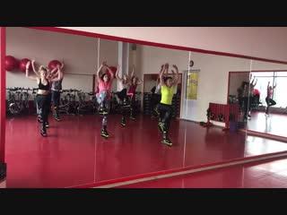 Kangoo Jumps, тренер Ирина Галкина, ФК Пластилин