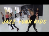 Jazz-Funk kids (Баранова Юлия) J-Dance Studio
