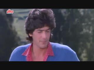 Sajan Aa Jao / Aag Hi Aag *Чинки Пандей и Нилам* (Звёздный Болливуд)