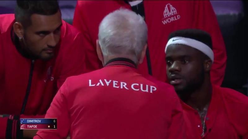 Кириос даёт подсказки Тиафо/Laver Cup (Betting good tennis)