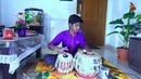Roopak 7 mataras solo in Raga GARA