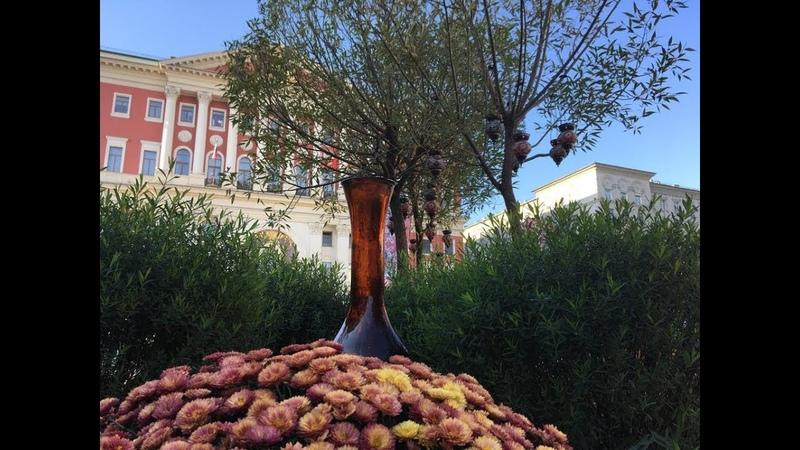 На Тверской стартовал фестиваль «Осенние дары Азербайджана»