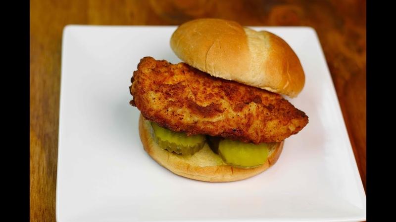 Chick-fil-A Sandwich (Copycat Recipe)