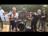 Новый прекрасный вечер в компании музыки Sting в поместье Palagio di Figline Valdarno