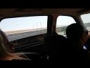180 км в час едим в Крым трасса м 4 РВЕМ Всех