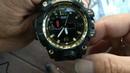 Армейские тактические часы SMAEL 1545 relogios masculino Army tactical watch