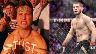 РЕАКЦИЯ АМЕРИКАНЦЕВ И БОЙЦОВ ММА НА УХОД ХАБИБА ИЗ UFC
