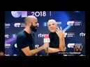Ana Torroja en la presentacion de OT 2018 de Agoney me gusto mucho su manera de Interpretar