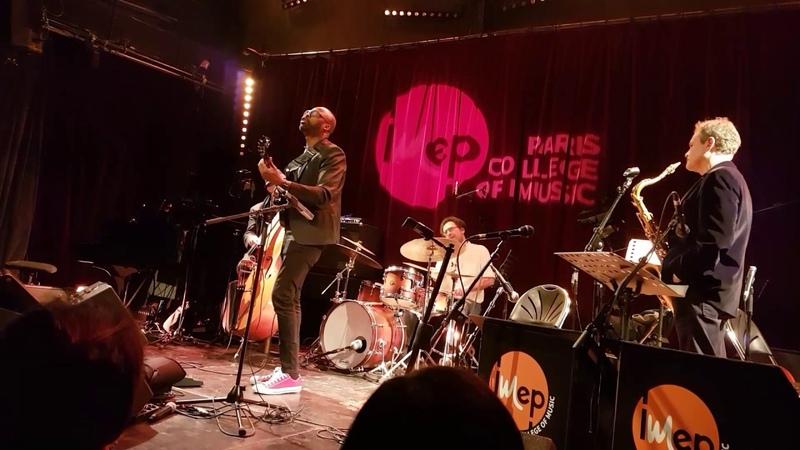 Turn Around - Lionel Loueke - Rick Margitza - Peter Giron - Tony Saba at IMEP