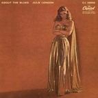 Julie London альбом About The Blues