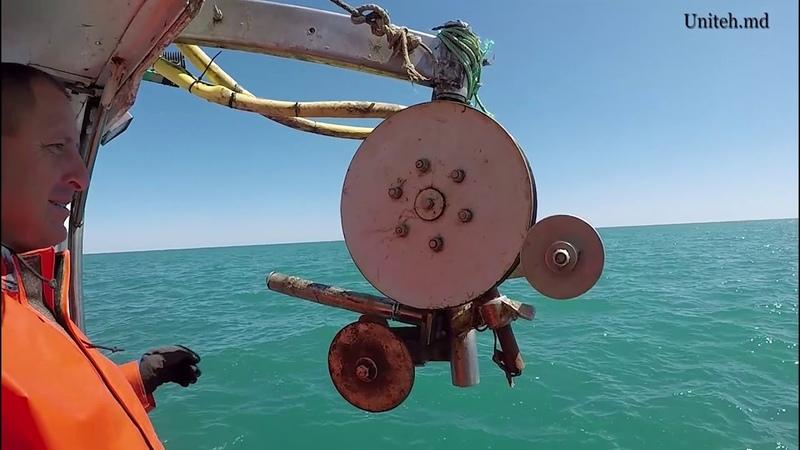 Как мы поймали 500 кг осьминога Снасть Ловушка Ловля осьминога в средиземном море