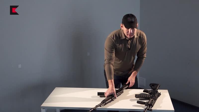 АК-12 vs АК-74М_ Сборка-разборка - тизер_720p