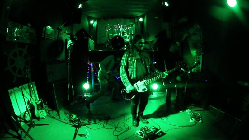 Us Palm - Поезд (live, 18.11.2018, Саратов, M.Place)
