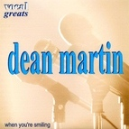 Dean Martin альбом Vocal Greats: Dean Martin - 'When Your Smiling'