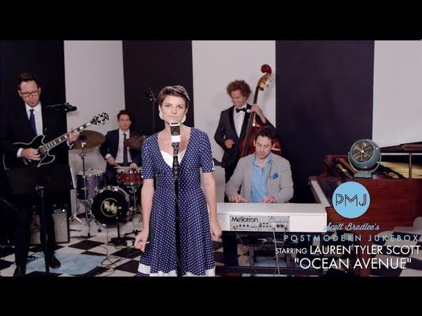 Ocean Avenue Yellowcard '60s Style Cover ft Lauren Tyler Scott