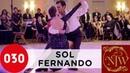 Sol Cerquides and Fernando Gracia – Himno Nacional Argentino