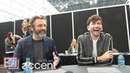 NYCC 2018: Good Omens - Michael Sheen David Tennant