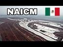 Mexico I AVANCES NUEVO AEROPUERTO DE MÉXICO | SEPTIEMBRE 2018