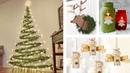 DIY Christmas Decor Easy Fast DIY Christmas Winter Ideas for Teenagers 1