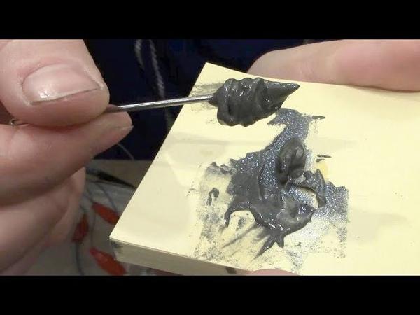 Качественная паяльная паста своими руками (subtitles available) rfxtcndtyyfz gfzkmyfz gfcnf cdjbvb herfvb (subtitles available)
