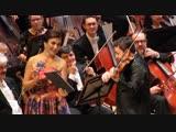 Ольга Перетятько (сопрано) и Максим Венгеров (скрипка) - Алябьев - Соловей (28.12.18 КЗ Чайковского)
