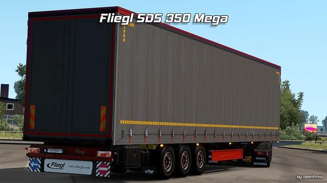 FLIEGL SDS350 MEGA REWORK V2.1