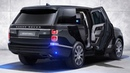 2020 Land Rover Range Rover Sentinel Security Beneath the Surface