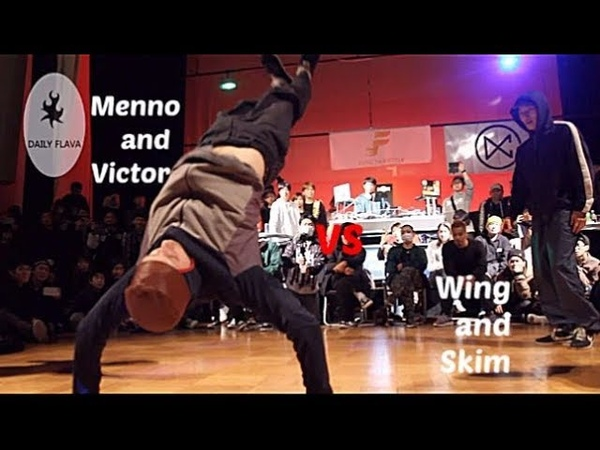 Final Jinjo vs Red Bull All Stars Menno Victor Full Throttle 2019