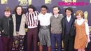 Stephen King's IT Cast Arrives To The 2018 MTV Movie & TV Awards In Santa Monica 6.16.18