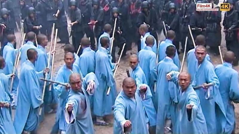 Đại Náo Thiếu Lâm Tự Và Cuộc Chiến Đổ Máu | THIẾU LÂM TỰ TRUYỀN KỲ | YÊU PHIM ✨