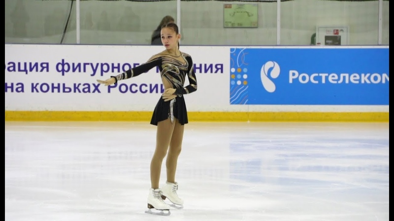 Ксения Стародубцева ПП Открытое Первенство Москвы 2018