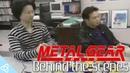 Metal Gear Solid 1 Behind the Scenes Making of