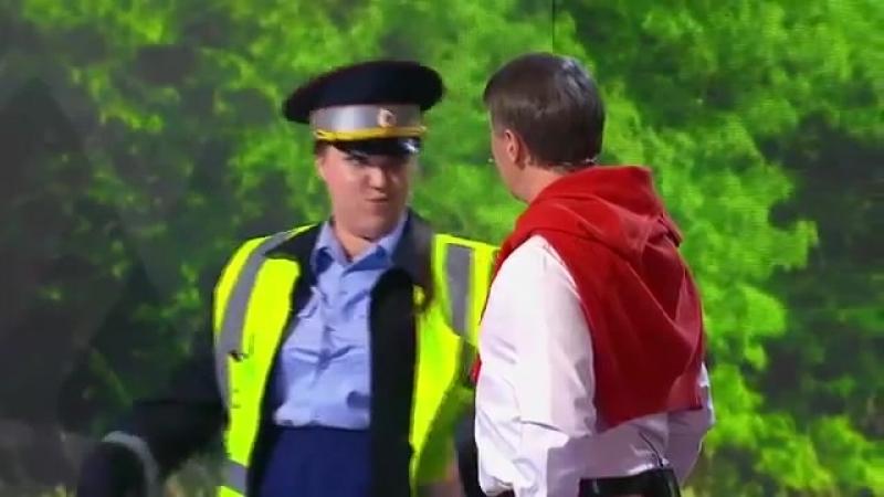 Гаишник в юбке - Королевство кривых кулис. 2 часть - Уральские Пельмени (2017)