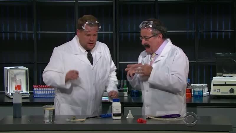 Science Experiments w_ Professor Robert Winston
