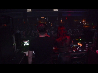 Nifra b2b fisherman from coldharbour night at avalon, los angeles