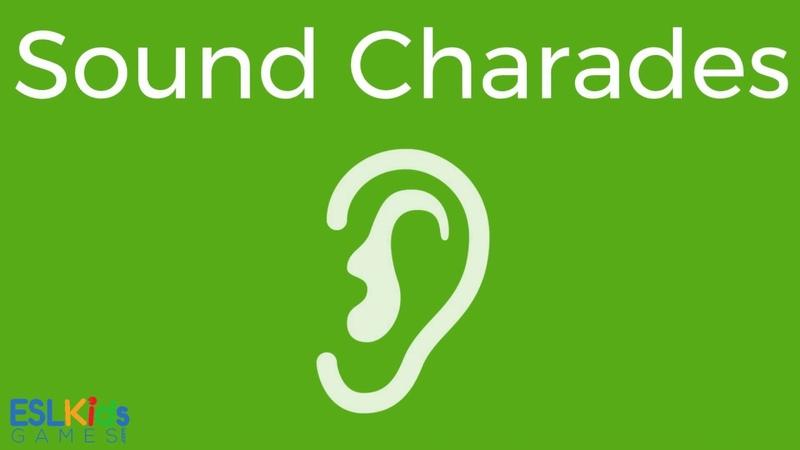 ESL Game: Sound Charades