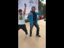 Солнечный круг - подготовка сцены к Солнечному концерту 05.08.2018