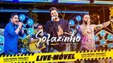 Luan Santana Sofazinho Part. Jorge e Mateus (Video Oficial) - Live-M