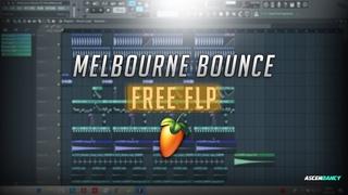 FL Studio | Melbourne Bounce #1 | FREE FLP