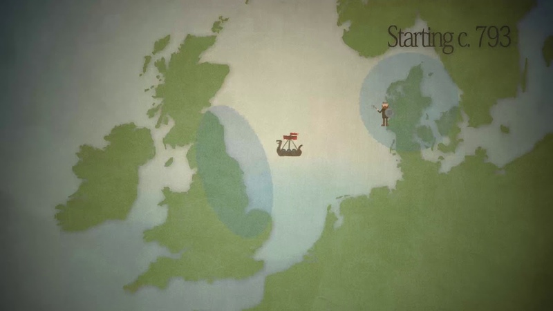 The origins of the Scots language in English