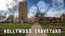 FAMOUS GRAVE TOUR - Forest Lawn Glendale 1 Walt Disney, Sammy Davis Jr, etc.