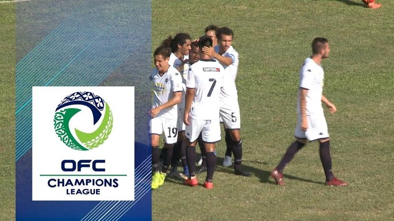 MD3 M2 WAR v AUC2019 OFC CHAMPIONS LEAGUE | GROUP D Highlights | Solomon Warriors v Auckland City FC