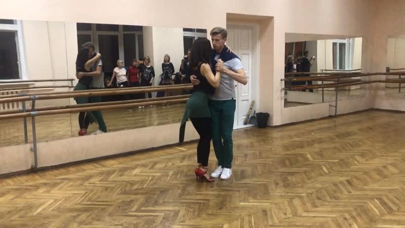 🎥Резюме по танцу Кизомба- 5.12.18
