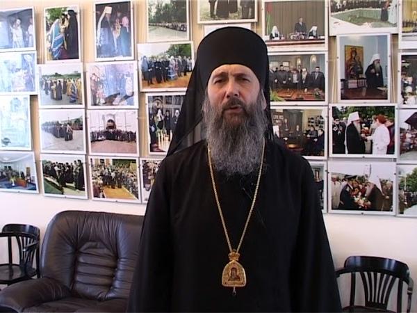 Феодосий, архиепископ Полоцкий и Глубокский о Митрополите Филарете