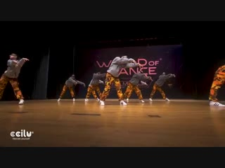 Royal Thieves _ 3rd Place Team _ Winners Circle _ World of Dance Boston 2018 _ #