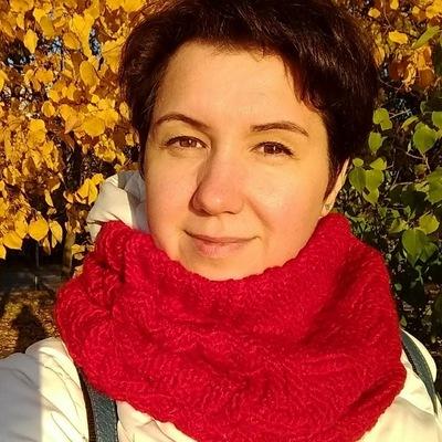 Ирина Криволапова