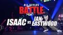 Isaac vs Ian Eastwood | All Styles Battle | Fair Play Dance Camp 2018