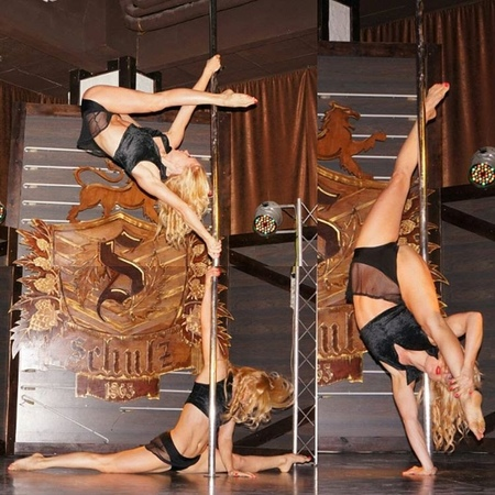 Pole Perfomance Anna Antonova Pole Dance