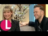 Lorraine Olly Murs Stripped Naked After Molly Hocking Won The Voice UK